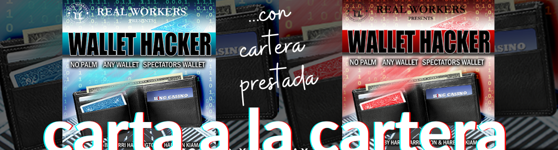 Wallet Hacker de Joel Dickinson